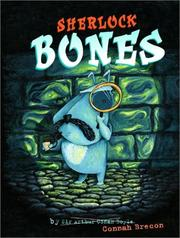 Cover of: Sherlock Bones by Connah Brecon