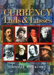 Cover of: Currency Lads and Lasses by Geoff Hocking