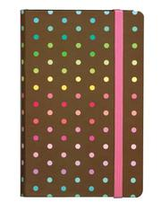 Cover of: Chocolate Dots Pocket Size Journal | Galison/Mudpuppy