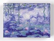 Cover of: Monet Waterlily Pond Note Cards | Galison/Mudpuppy