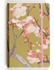 Cover of: Koizumi Japanese Blossoms Journal by Galison/Mudpuppy