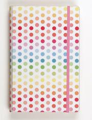 Cover of: Candy Dots Journal by Galison/Mudpuppy