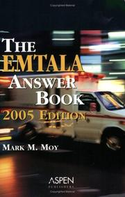 Cover of: Emtala Answer Book 2005 | Mark M. Moy