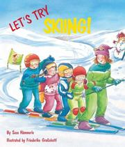 Cover of: Let's Try Skiing (Let's Try) | Susa Hammerle