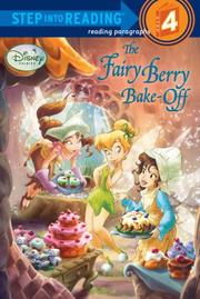 Cover of: The Fairy Berry Bake-Off by RH Disney