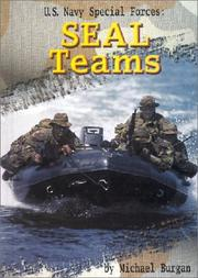 Cover of: U.S. Navy Special Forces | Michael Burgan