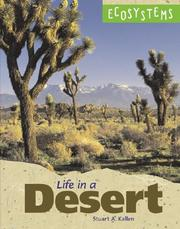 Cover of: Ecosystems - Life in a Desert (Ecosystems) by Stuart A. Kallen