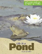 Cover of: Ecosystems - Life in a Pond (Ecosystems) by Stuart A. Kallen