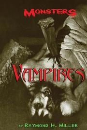 Cover of: Vampires (Monsters) | Stuart A. Kallen