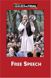 Cover of: Free Speech (Issues on Trial) | Sylvia Engdahl