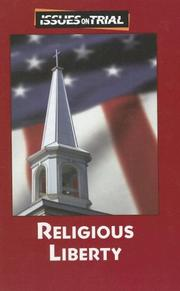 Cover of: Religious Liberty (Issues on Trial) | Sylvia Engdahl