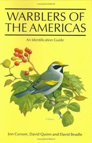 Cover of: Warblers of the Americas | Jon Curson
