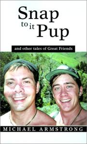 Cover of: Snap to It Pup | Michael Armstrong