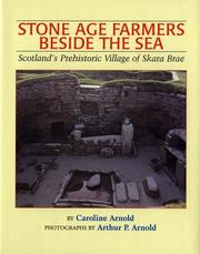 Cover of: Stone Age farmers beside the sea by Caroline Arnold