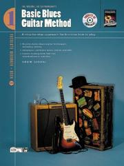 Cover of: Basic Blues Guitar Method, Book 1 | Drew Giorgi