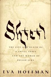 Cover of: Shtetl by Eva Hoffman