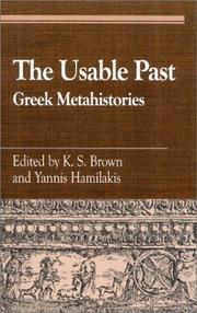 Cover of: The Usable Past | K.S. Brown