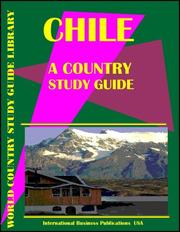 Cover of: Chile by Inc. Global Investment & Business Center