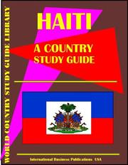 Cover of: Haiti | Inc. Global Investment & Business Center