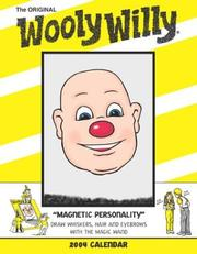 Wooly Willy 2004 Desk Calendar Open Library