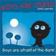 Cover of: Boys Are Stupid | Todd Goldman