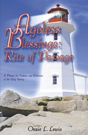 Cover of: Ageless Blessings | Orzie L. Lewis