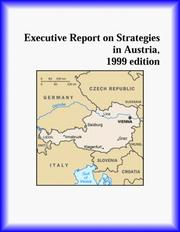 Cover of: Executive Report on Strategies in Austria | The Austria Research Group