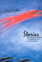 Cover of: Stories | Eric S. Rabkin