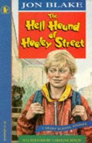 Cover of: The Hell Hound of Hooley Street (Racers) by Jon Blake