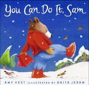 Cover of: You Can Do It | Amy Hest