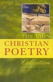 Cover of: The Lion Christian poetry collection | Mary Batchelor