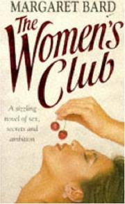 Cover of: Women's Club | Margaret Bard