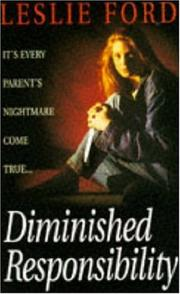 Cover of: Diminished Responsibility | Leslie Ford
