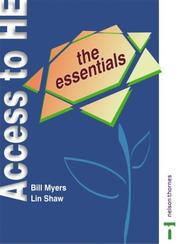 Cover of: The Essentials | Bill Myers