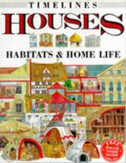 Cover of: Houses (Timelines) | Fiona MacDonald