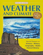Cover of: Weather and Climate (Focus on) by Barbara Taylor