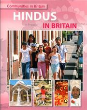 Cover of: Hindus in Britain (Communities in Britain) | Fiona MacDonald
