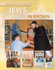 Cover of: Jews in Britain (Communities in Britain) | Fiona MacDonald