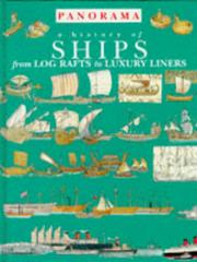Cover of: A History of Ships (Panorama) | Fiona MacDonald