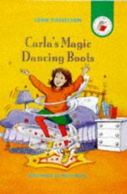 Cover of: Carla's Magic Dancing Boots (Yellow Storybook) by Leon Rosselson