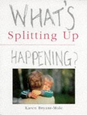 Cover of: Splitting Up (What's Happening?) by John Hall