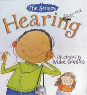 Cover of: Hearing (Senses) | Mandy Suhr
