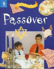 Cover of: Passover (Celebrate!) | Mike Hurst