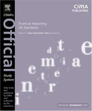Cover of: Financial Reporting | Catherine Gowthorpe, Paul Robins