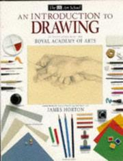 Cover of: Introduction to Drawing (Art School) by James Horton