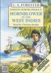 Cover of: Hornblower in the West Indies by C. S. Forester