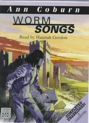 Cover of: Worm Songs | Ann Coburn