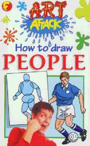 Cover of: How to Draw People (Art Attack How to Draw) | Barry Green