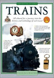 Cover of: Trains (Investigations) | Jackie Gaff