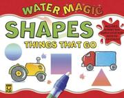 Cover of: Water Magic Things That Go (Water Magic) by DK Publishing